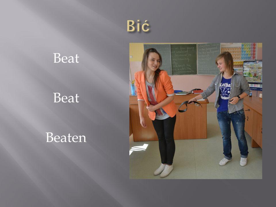 Beat Beaten