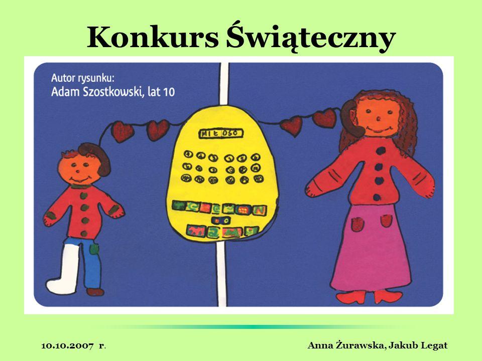 10.10.2007 r. Anna Żurawska, Jakub Legat Guerilla marketing
