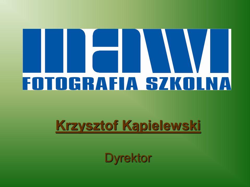 Krzysztof Kąpielewski Dyrektor