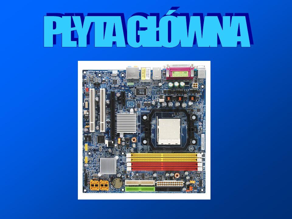 ang elektronicznych komputerzeang procesorpamięć operacyjna PCI dyski twardenapędy optyczne zasilacza port szeregowyport równoległyUSBzłącze klawiaturyzłącze myszy ang elektronicznych komputerzeang procesorpamięć operacyjna PCI dyski twardenapędy optyczne zasilacza port szeregowyport równoległyUSBzłącze klawiaturyzłącze myszy Płyta główna (ang.