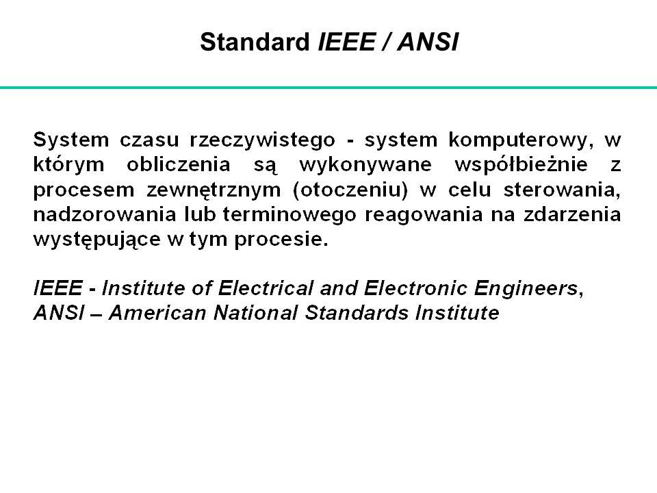 Standard IEEE / ANSI