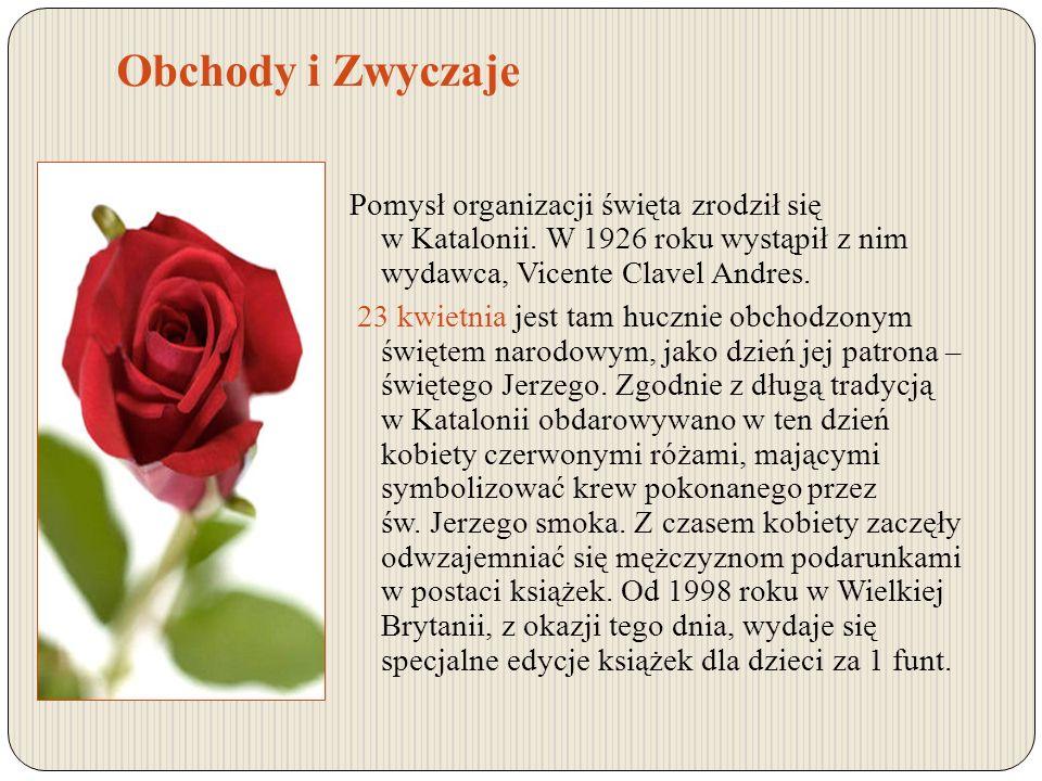 23 kwietnia to również Światowy Dzień Praw Autorskich Prawo autorskie - często w Polsce terminem tym określa się zarówno ogół praw przysługujących autorowi dzieła, jak i szczególną ich część - przepisy upoważniające autora do decydowania o użytkowaniu dzieła i czerpaniu z niego korzyści.