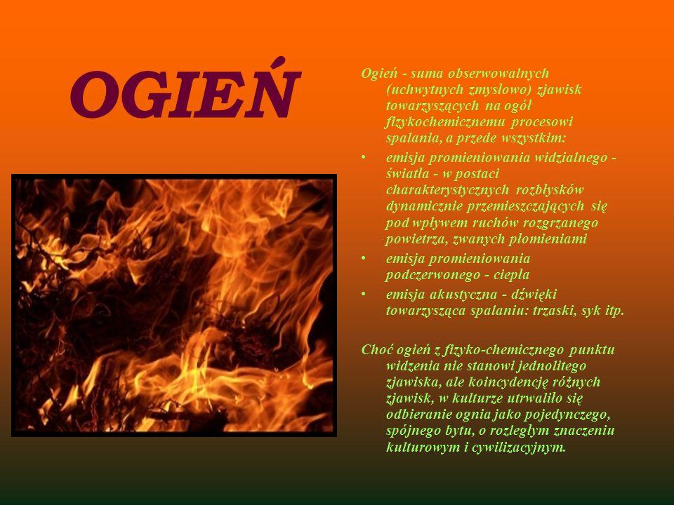 Naturalne znaki ognia Żaneta Mikłuszka Agnieszka Korzeniowska