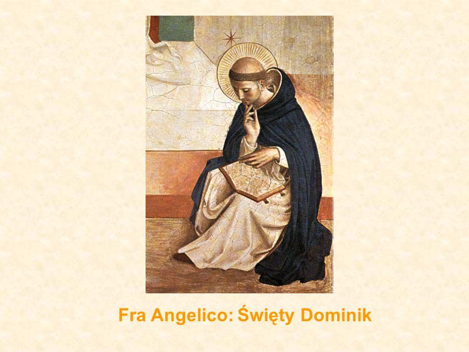 Fra Angelico: Święty Dominik