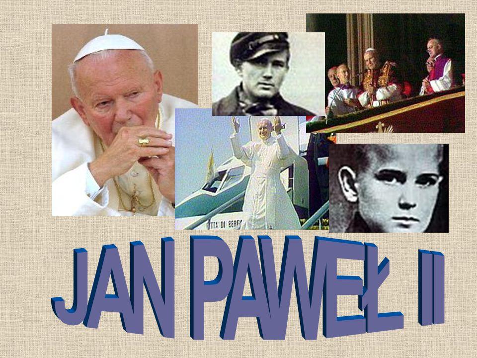 OSTATNIA PIELGRZYMKA DO NARODU Podczas swojej ostatnie pielgrzymki do ojczyzny Jan Paweł II zwiedził tylko Kraków i okolice.