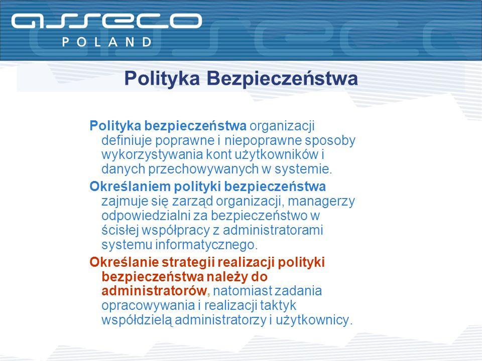 Podstawy i wymagania prawne ROZPORZĄDZENIE MINISTRA SPRAW WEWNĘTRZNYCH I ADMINISTRACJI 1 z dnia 29 kwietnia 2004 r.