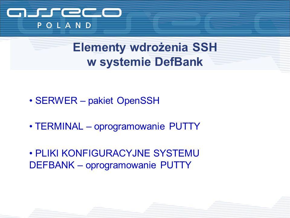 Systemy szyfrowania transmisji danych VPN Wirtualna sieć prywatna (VPN) umożliwia szyfrowanie połączenia sieci korporacyjnej wykorzystującej transmisję w sieci publicznej Oddział CENTRALA A B XY