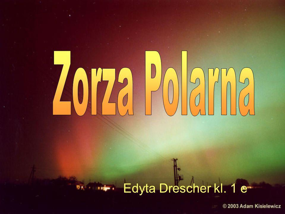 Jedno z najwspanialszych zjawisk optycznych w przyrodzie, to owiane tajemnicą przez wiele stuleci, świecenie górnych warstw atmosfery ziemskiej, charakterystyczne dla obszarów arktycznych (zorza północna) i antarktycznych (zorza południowa).