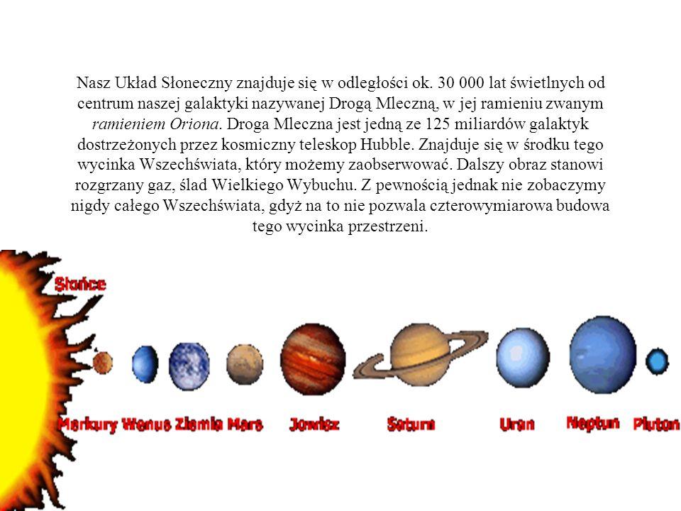 Pierścienie Jowisza otacza słabo widoczny system pierścieni złożonych z cząsteczek pyłu prawdopodobnie wyrwanych przez meteoryty z księżyców planety.