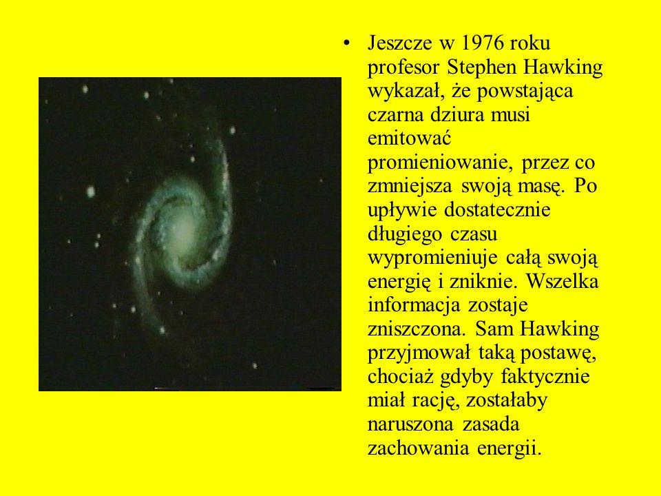W myśl zasady mechaniki kwantowej znajomość stanu końcowego układu fizycznego pozwala zrekonstruować stan początkowy - mechanika kwantowa jest odwraca