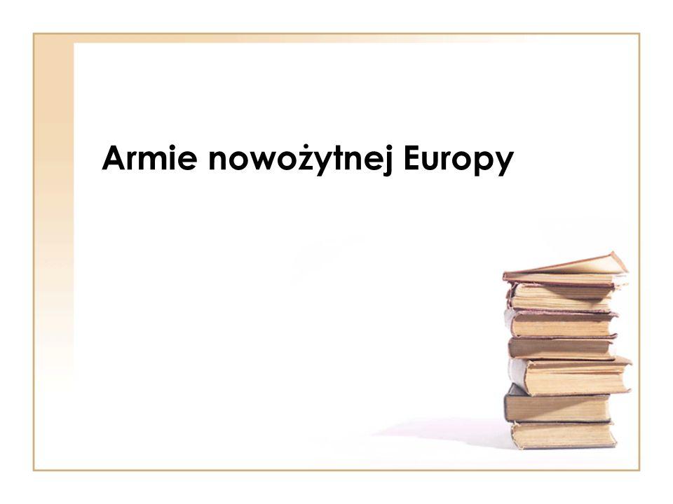 Armie nowożytnej Europy