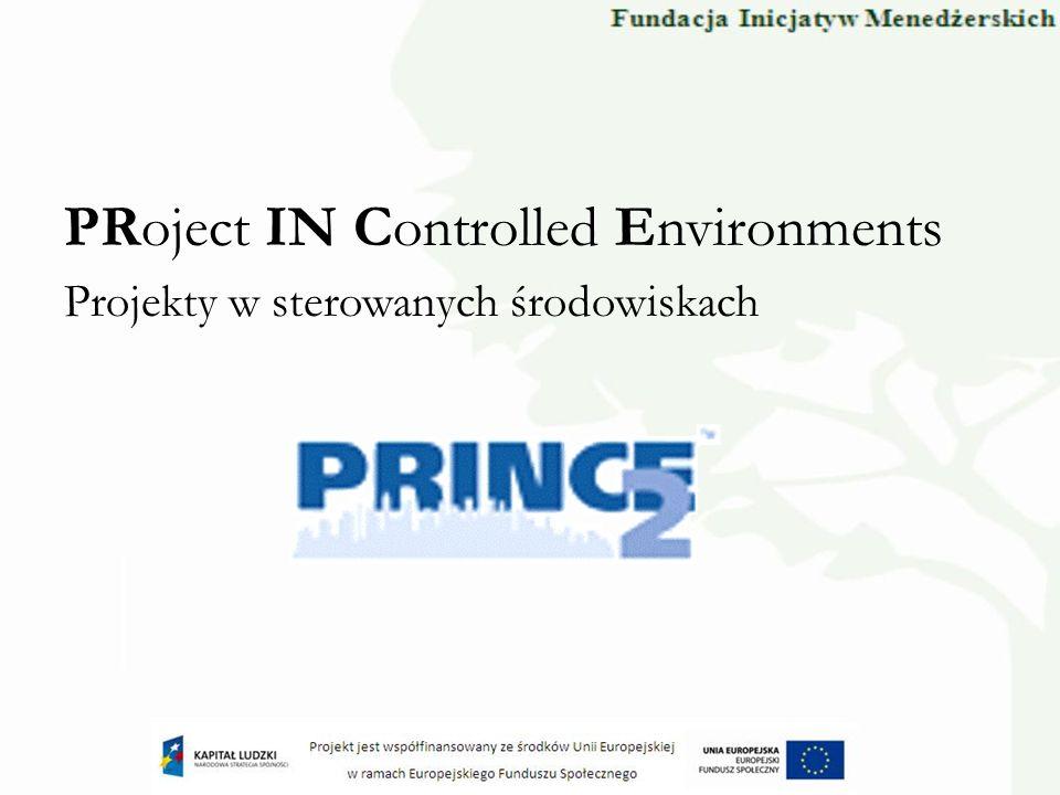 Definicja projektu Środowisko zarządcze stworzone w celu dostarczenia jednego lub większej liczby produktów biznesowych zgodnie z określonym Uzasadnienie Biznesowym