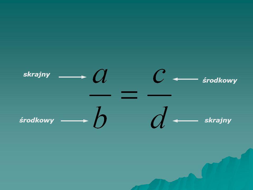 Jeśli wraz ze wzrostem jednej wielkości, druga wielkość rośnie tyle samo razy, to mówimy, że wielkości te są wprost proporcjonalne.