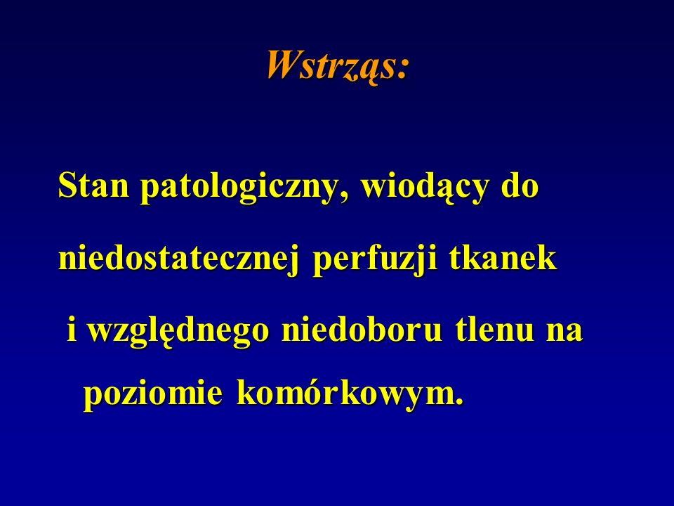 Wazopresory 1 E Jeśli odpowiednie leczenie płynami nie przywraca odpowiedniego ciśnienia krwi i perfuzji narządów należy rozpocząć leczenie wazopresorami.