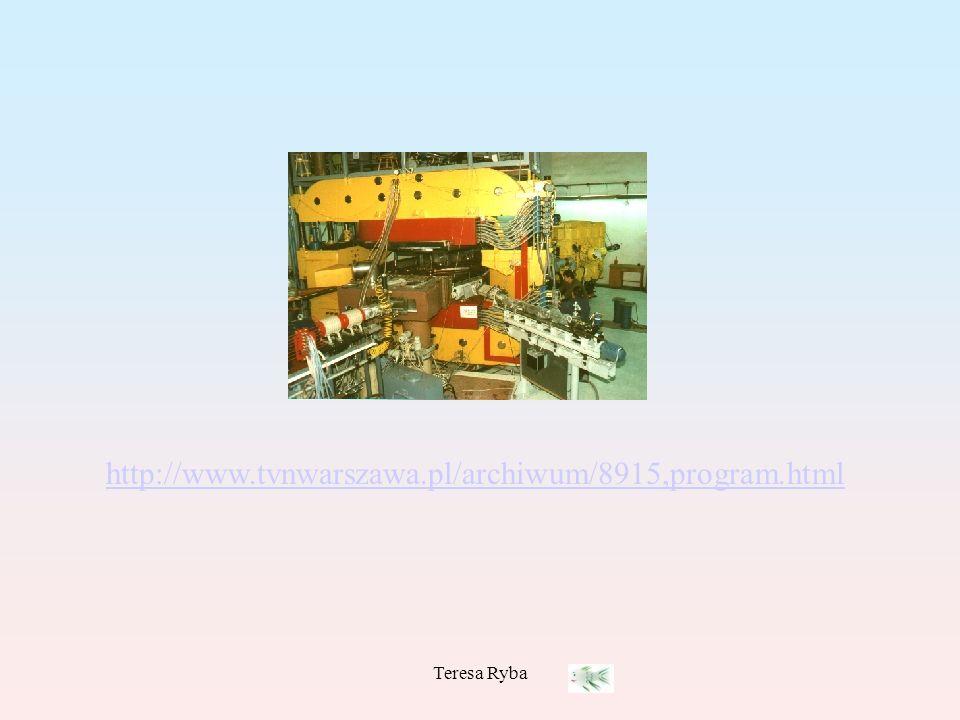 Teresa Ryba http://www.tvnwarszawa.pl/archiwum/8915,program.html