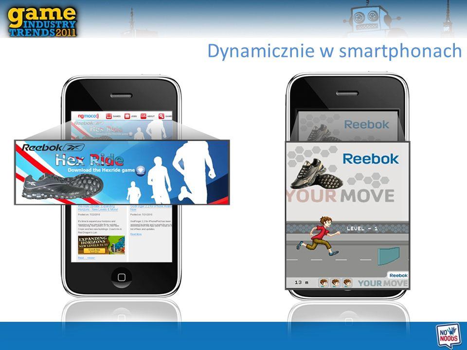 Dynamicznie w smartphonach