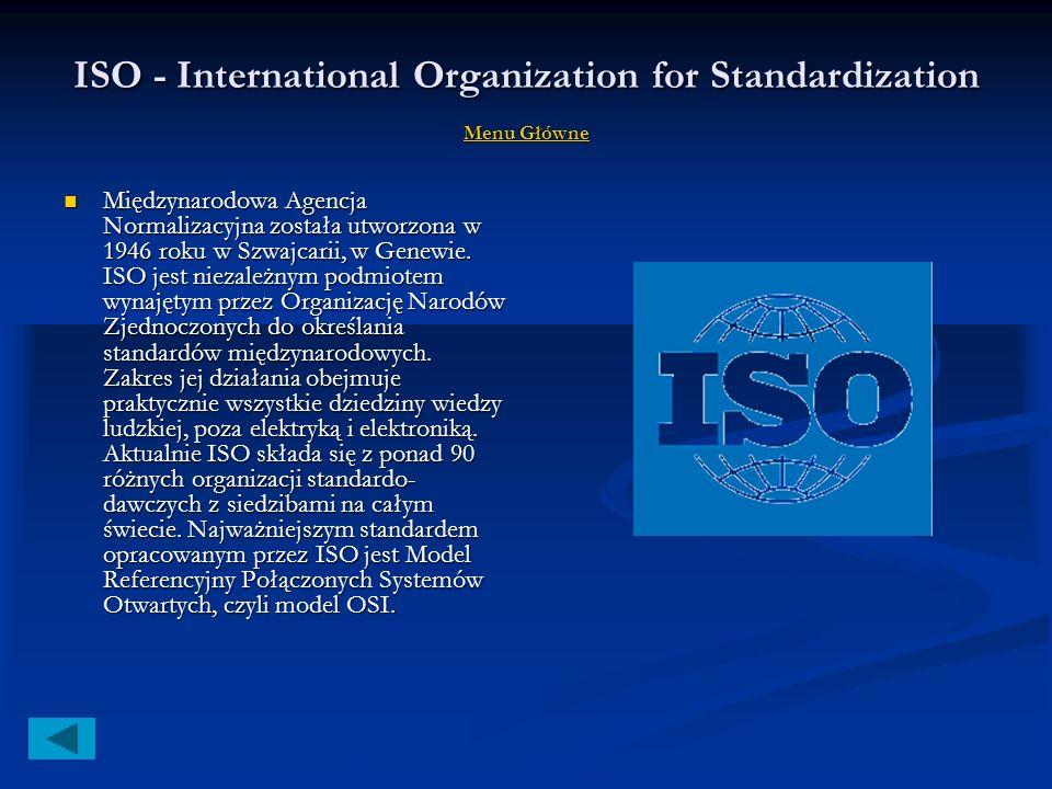 IEEE - The Institute of Electrical and Electronic Menu Główne Menu Główne Menu Główne Instytut Elektryków i Elektroników jest odpowiedzialny za defini