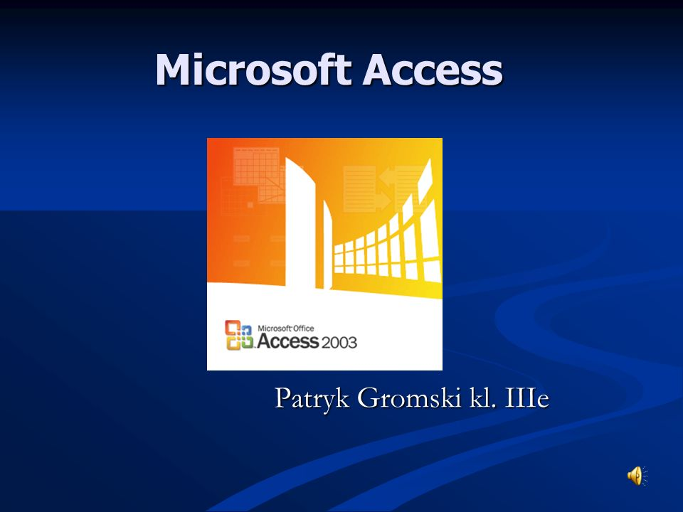 Test Microsoft Access 2007 MMMM eeee nnnn uuuu g g g g łłłł óóóó wwww nnnn eeee Oczywiście nie poprzestano tylko na tych zmianach, nowy Access wzbogacił się o kilka innych możliwości oraz udoskonaleń.