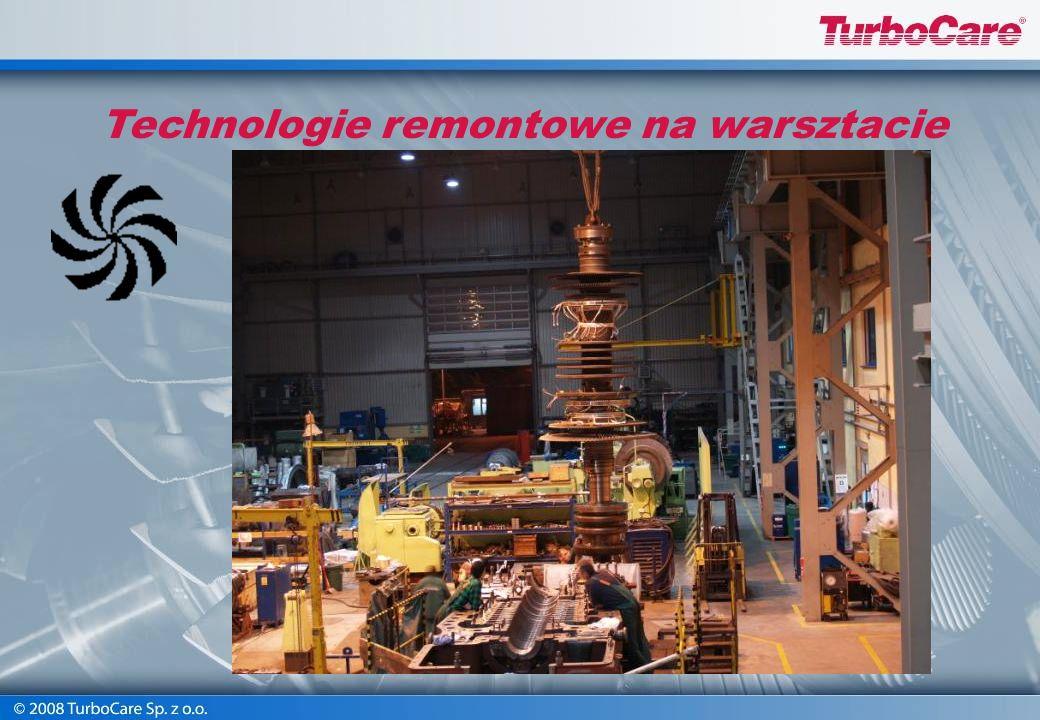 Zaplecze obiektowe TurboCare Sp. z o.o. stosuje własne kontenery do przygotowania placu budowy na obiekcie Mobilne maszyny specjalistyczne Kontenery n