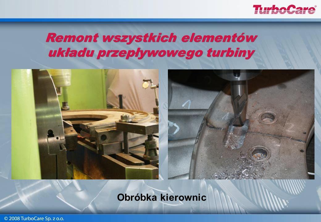 Remonty zaworów Przyrząd do demontażu dyfuzorów Obróbka mechaniczna powierzchni uszczelniających