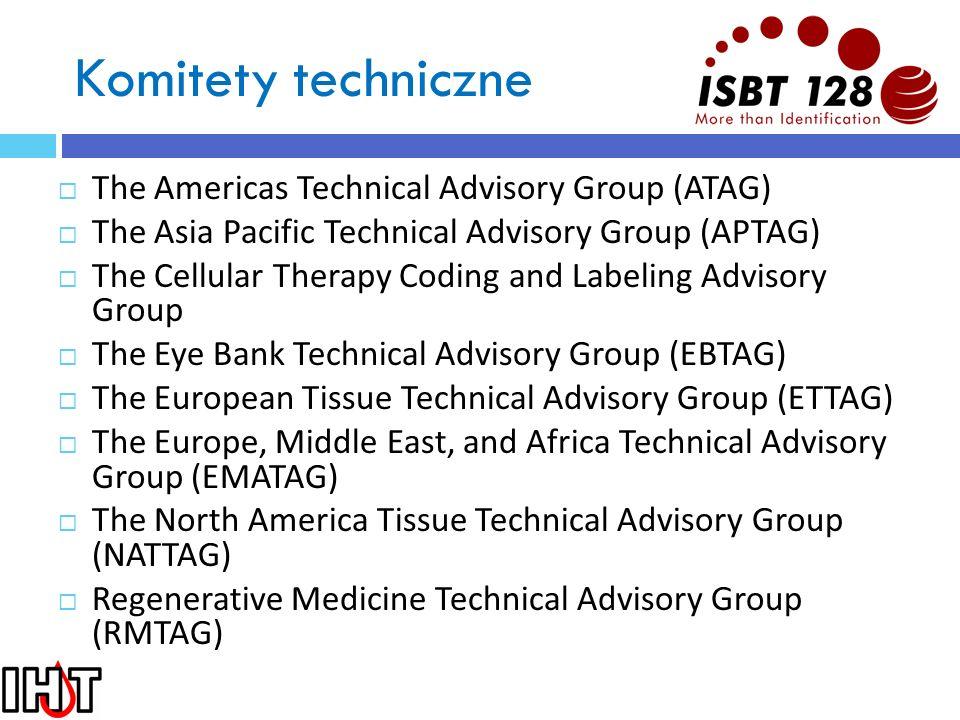 System ISBT 128 – identyfikacja i identyfikowalność Międzynarodowa unikatowa identyfikacja: Numer donacji + Kod preparatu Umożliwienie identyfikowalności (traceability) preparatu - od dawcy, poprzez donację, wyniki badań, preparatykę, wydanie, itd.