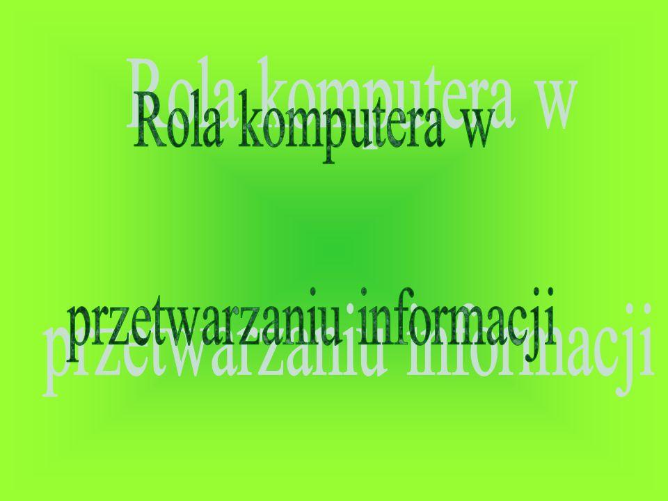 Komputer (z ang.computer od łac.