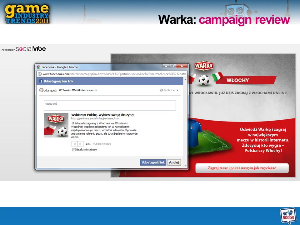 25 Warka: campaign review