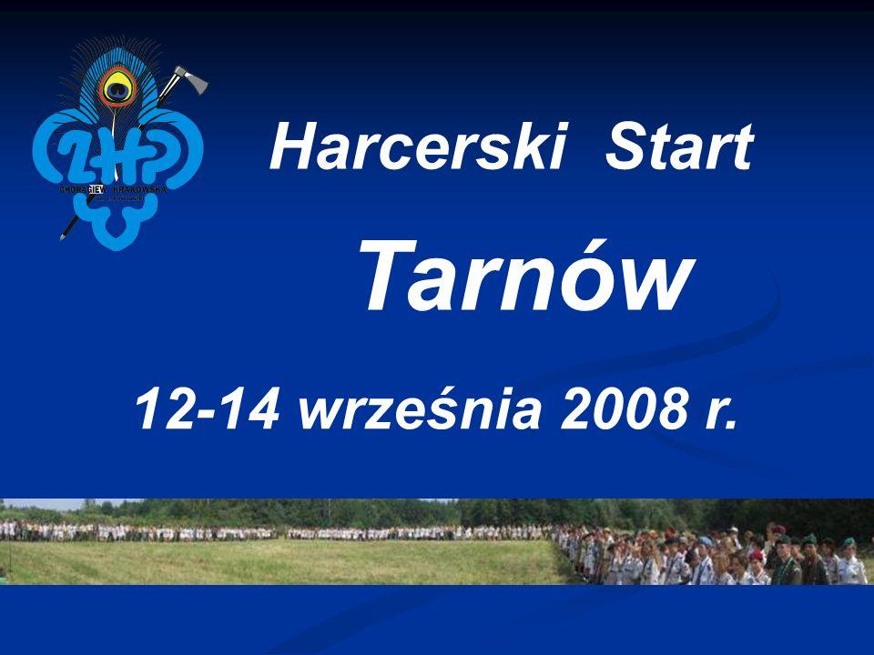 12-14 września 2008 r. Harcerski Start Tarnów