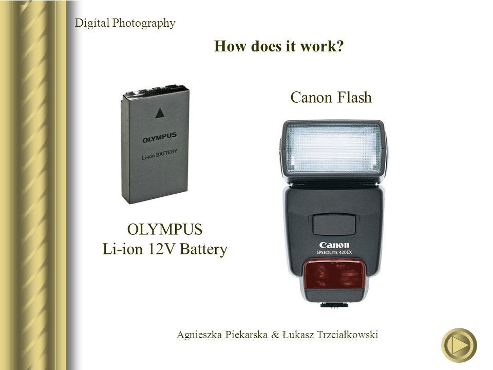 Agnieszka Piekarska & Łukasz Trzciałkowski Digital Photography How does it work.