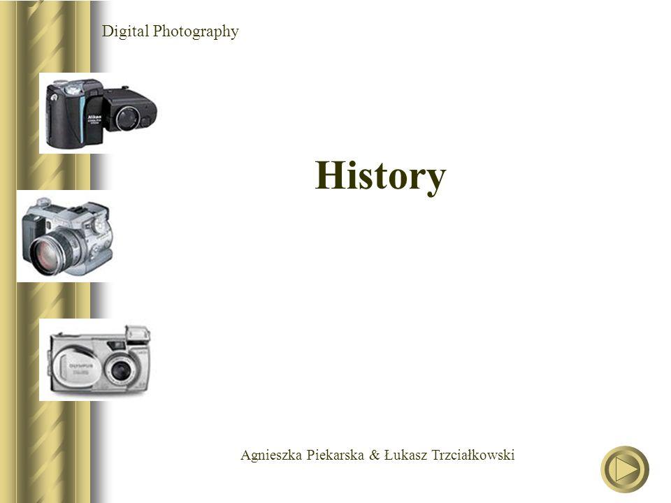 Agnieszka Piekarska & Łukasz Trzciałkowski History Digital Photography