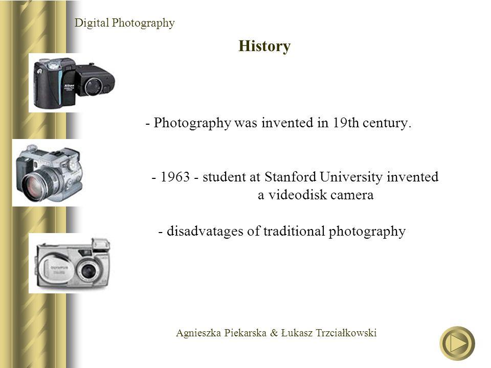 Agnieszka Piekarska & Łukasz Trzciałkowski - Photography was invented in 19th century.