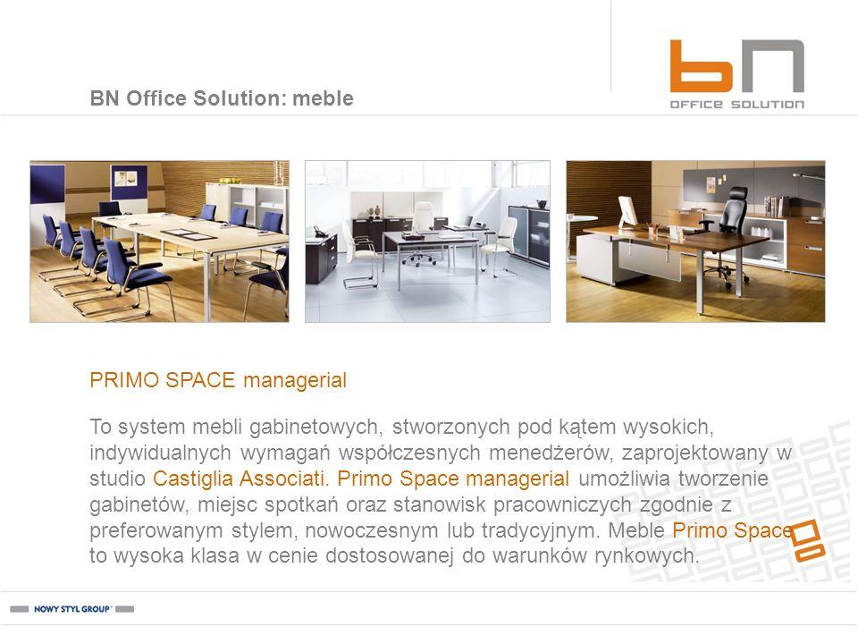 To system mebli gabinetowych, stworzonych pod kątem wysokich, indywidualnych wymagań współczesnych menedżerów, zaprojektowany w studio Castiglia Assoc