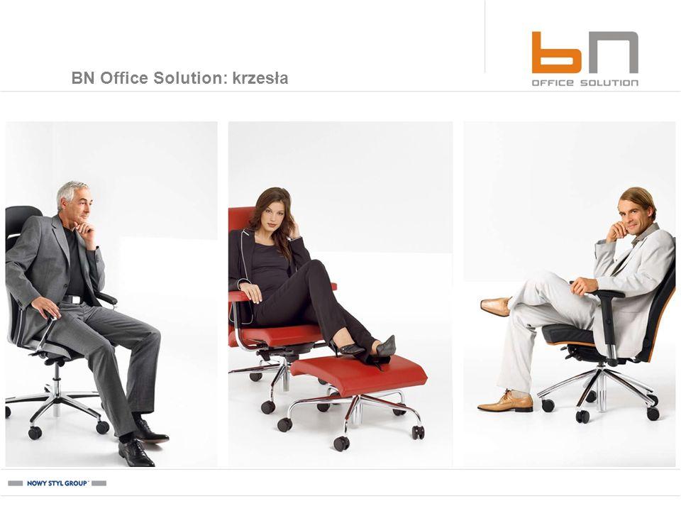 BN Office Solution: krzesła