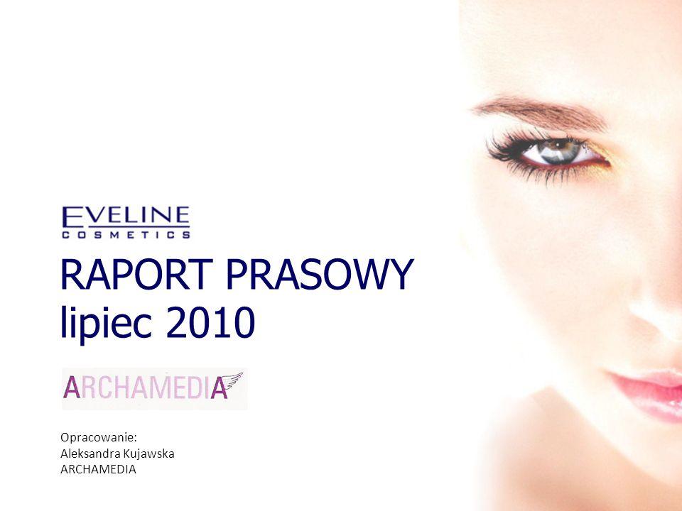RAPORT PRASOWY lipiec 2010 Opracowanie: Aleksandra Kujawska ARCHAMEDIA