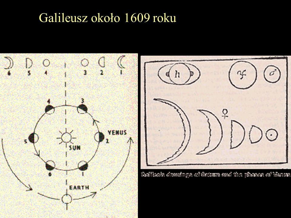 Galileusz około 1609 roku