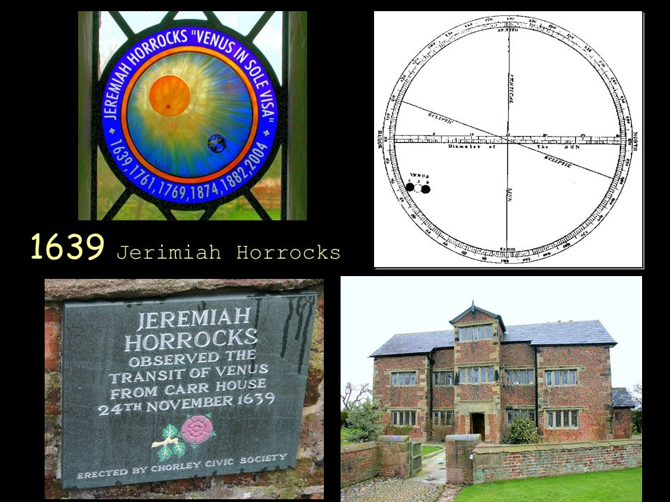 1639 Jerimiah Horrocks