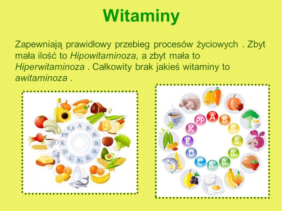 Białka Są składnikiem budulcowym każdej komórki.Pełnią funkcje regulacyjne i obronne.