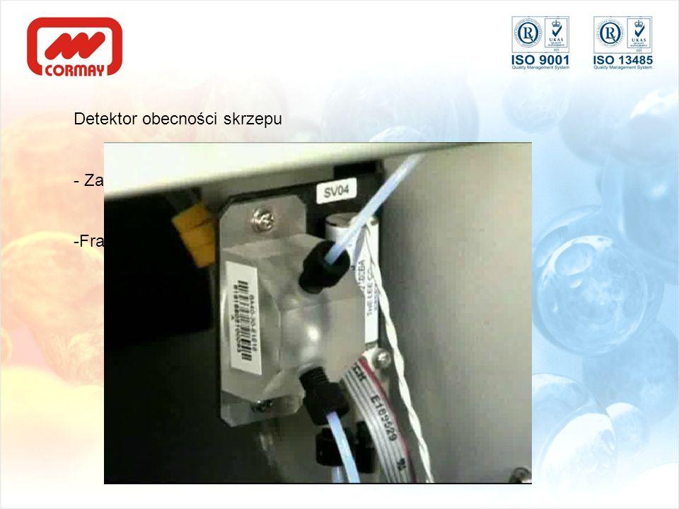 Detektor obecności skrzepu - Zabezpiecza przed wydaniem niewiarygodnego wyniku -Fragment filmu (0:44 – 0:49)