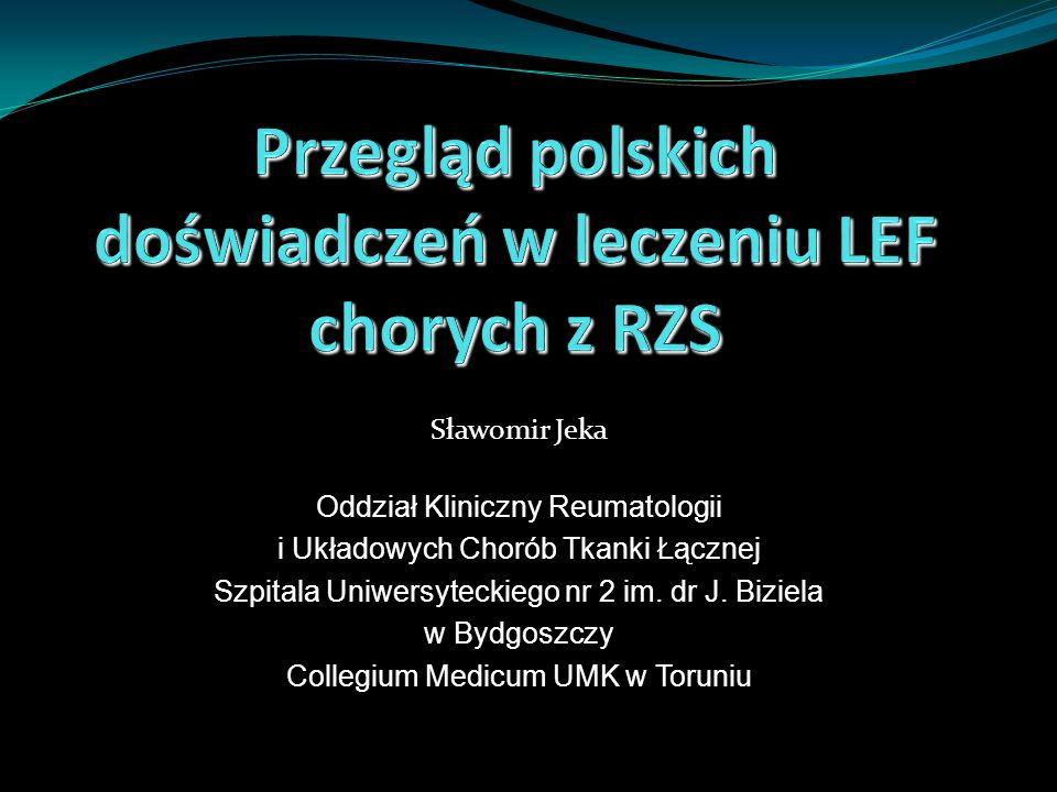 Zespół ekspertów: Witold Tłustochowicz, Marek Brzosko, Anna Filipowicz-Sosnowska, Piotr Głuszko, Eugeniusz J.