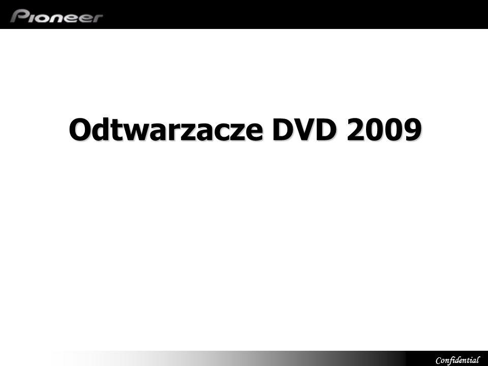 Confidential Odtwarzacze DVD 2009