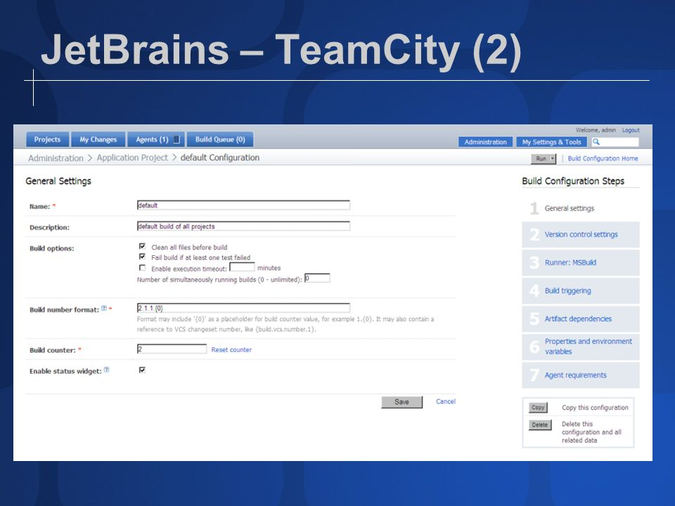 JetBrains – TeamCity (2)