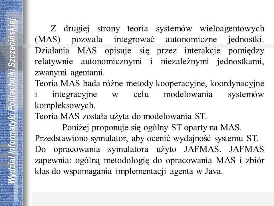System telemedycyny oparty na MAS: Na rys.1 proponuje się ST oparty na MAS dla modelu ogólnego.