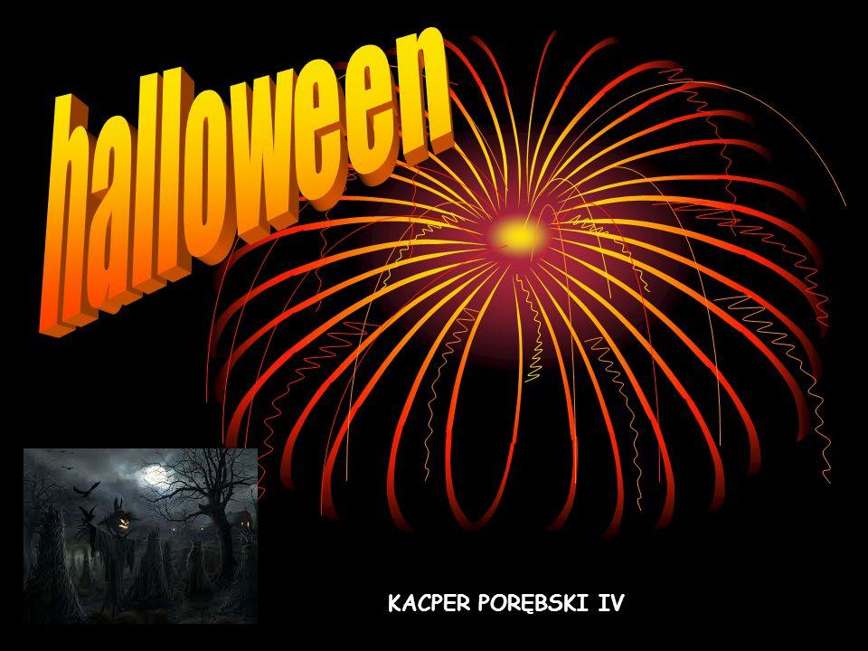 Historia Dokładna geneza Halloween nie jest znana.