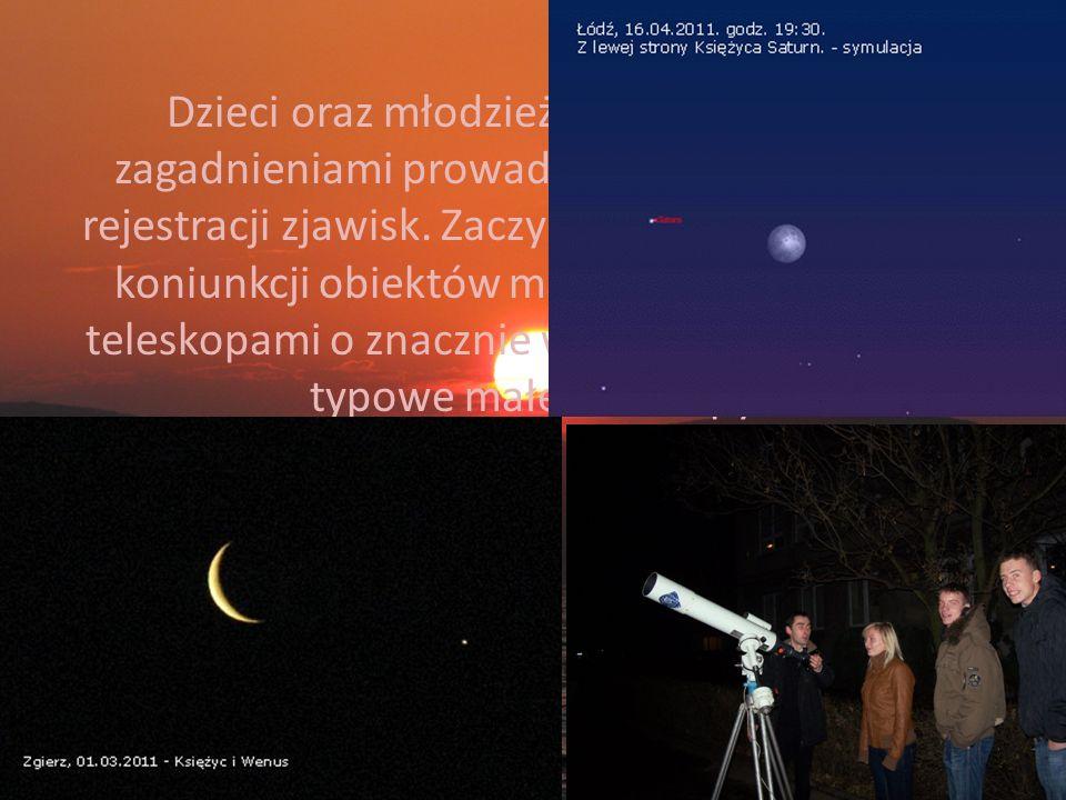Faulkes Telescope Project – to międzynarodowy projekt edukacyjny, pozwalający uczniom prowadzić obserwacje astronomiczne teleskopami na Hawajach i w Australii.