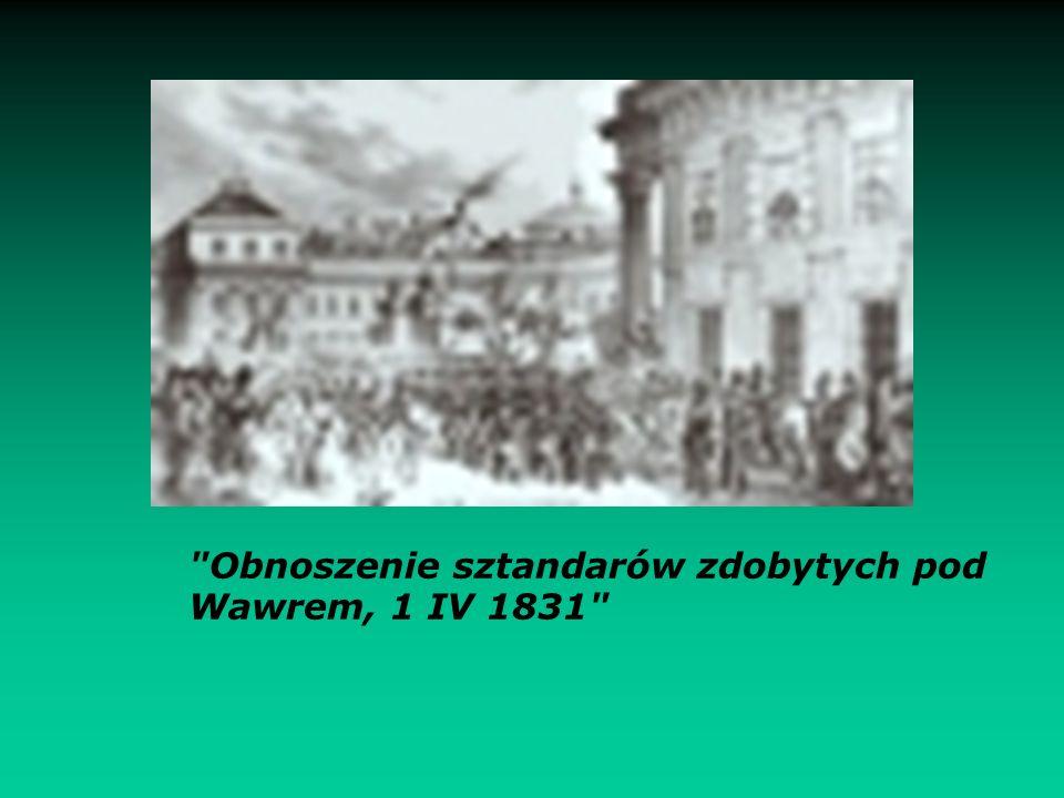Walki na Pradze, 25 II 1831