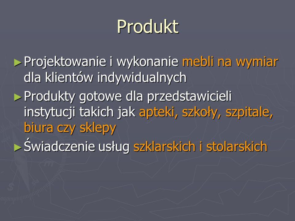 Produkt Projektowanie i wykonanie mebli na wymiar dla klientów indywidualnych Projektowanie i wykonanie mebli na wymiar dla klientów indywidualnych Pr