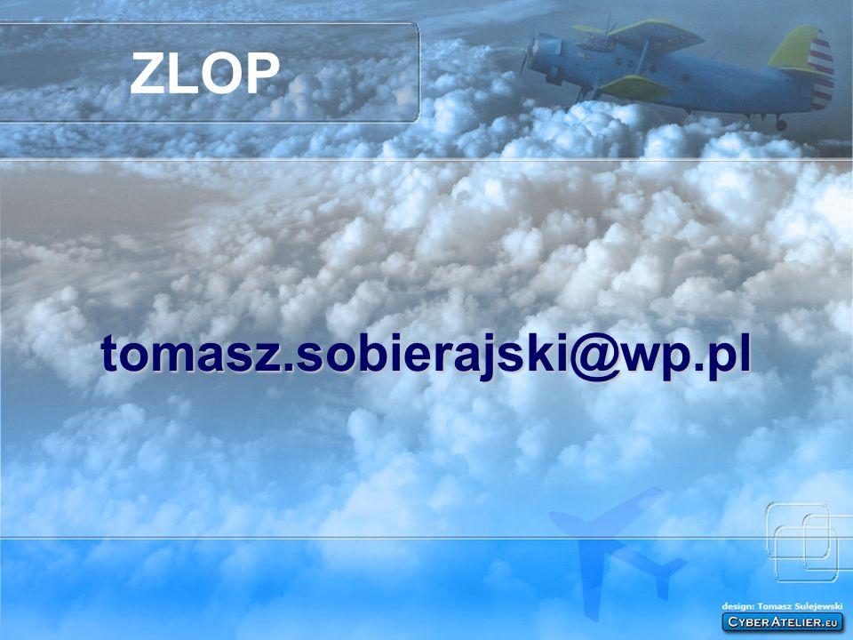 ZLOP tomasz.sobierajski@wp.pl