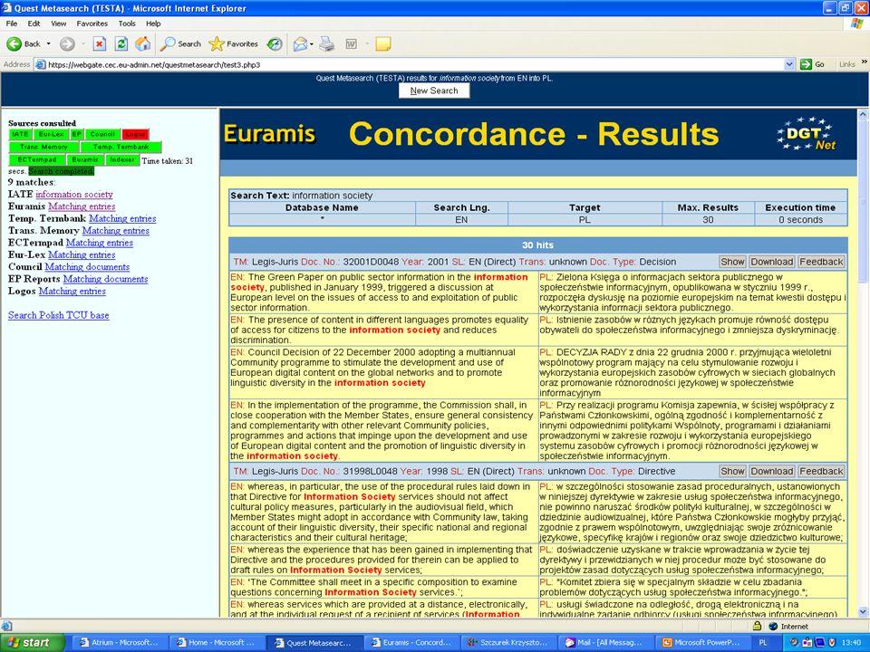 07-11-17Krzysztof Szczurek - SG Rady UE27 QUEST – metawyszukiwarka