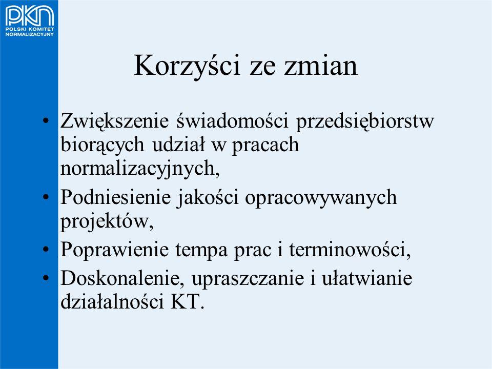 Komitet Techniczny nr 77 ds.