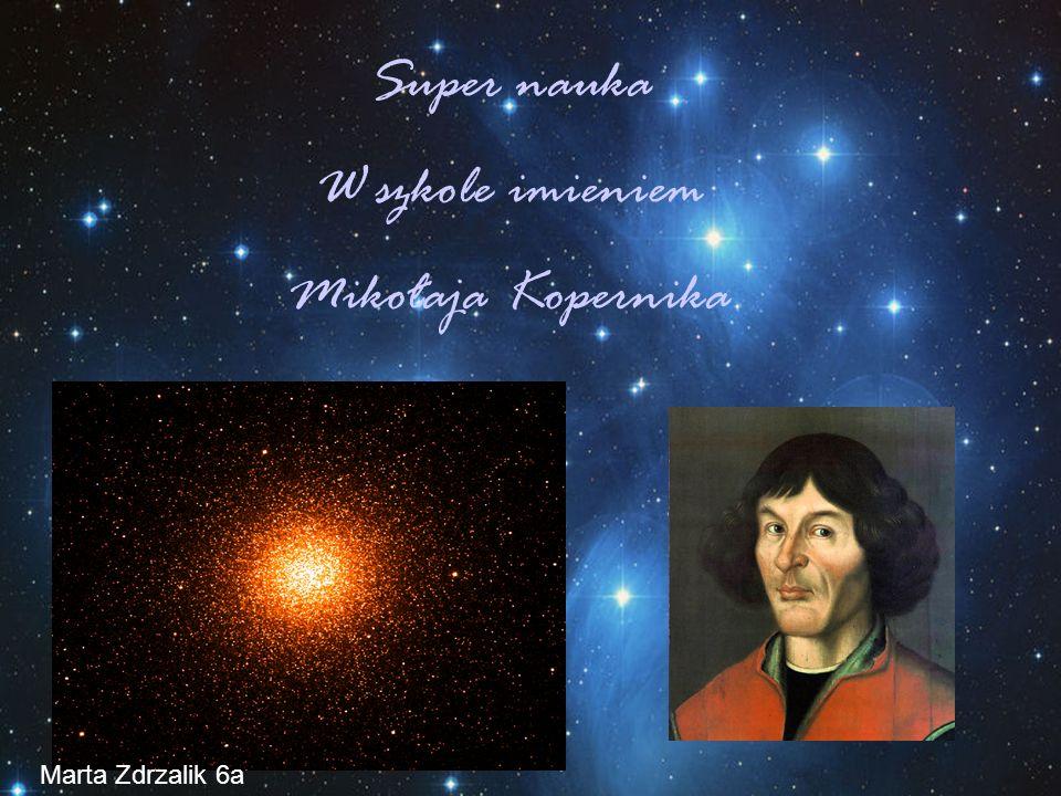 Hasła promujące naszą szkołę Z każdego zrobimy olimpijczyka w szkole imieniem Mikołaja Kopernika Dobra przyroda i informatyka w szkole Kopernika Łukas